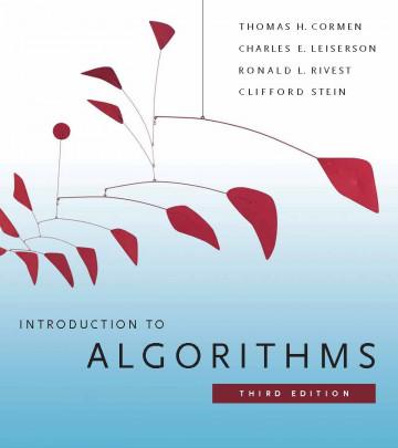 Introduction to Algorithms, 3e