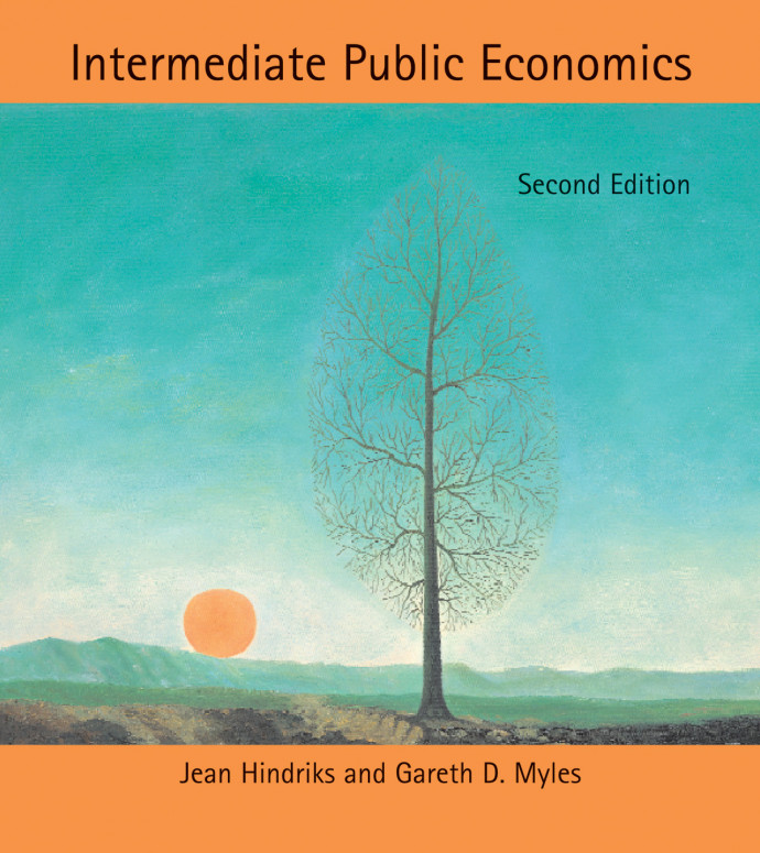 Intermediate Public Economics, 2e