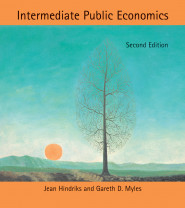 Intermediate Public Economics, 2e
