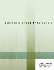 Economics of Forest Resources