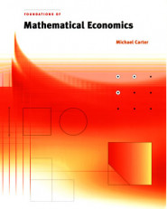 Foundations of Mathematical Economics