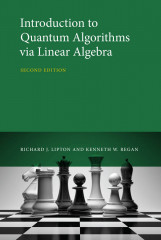 Introduction to Quantum Algorithms via Linear Algebra